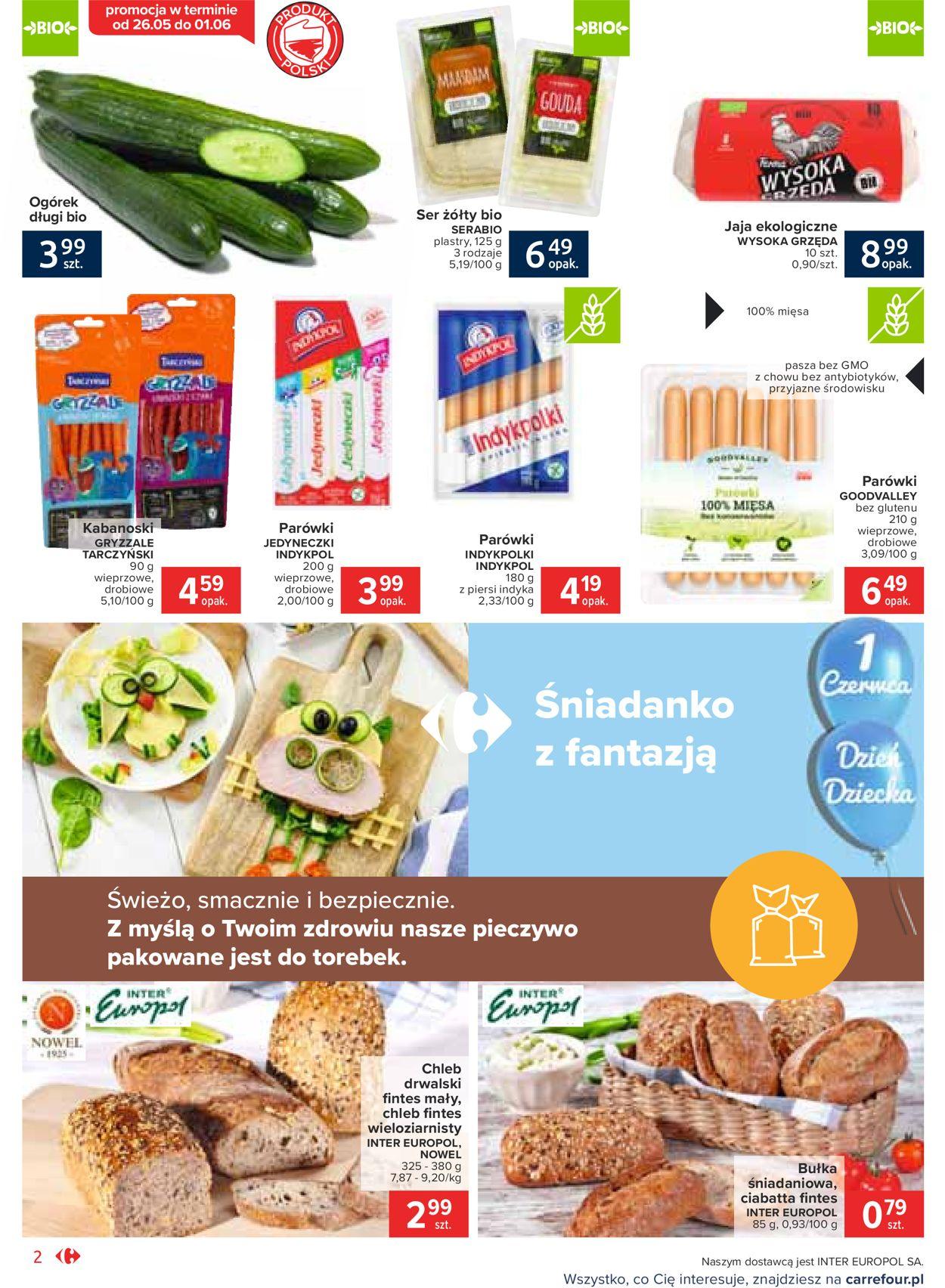 Gazetka promocyjna Carrefour - 26.05-06.06.2020 (Strona 2)