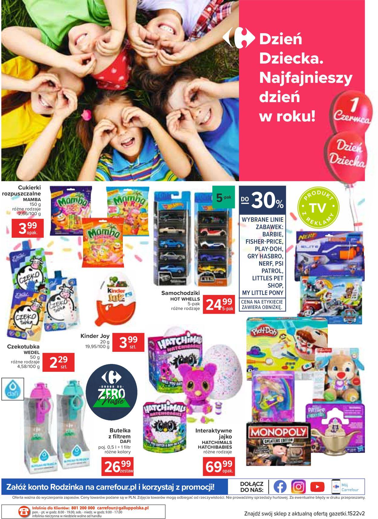 Gazetka promocyjna Carrefour - 26.05-06.06.2020 (Strona 16)
