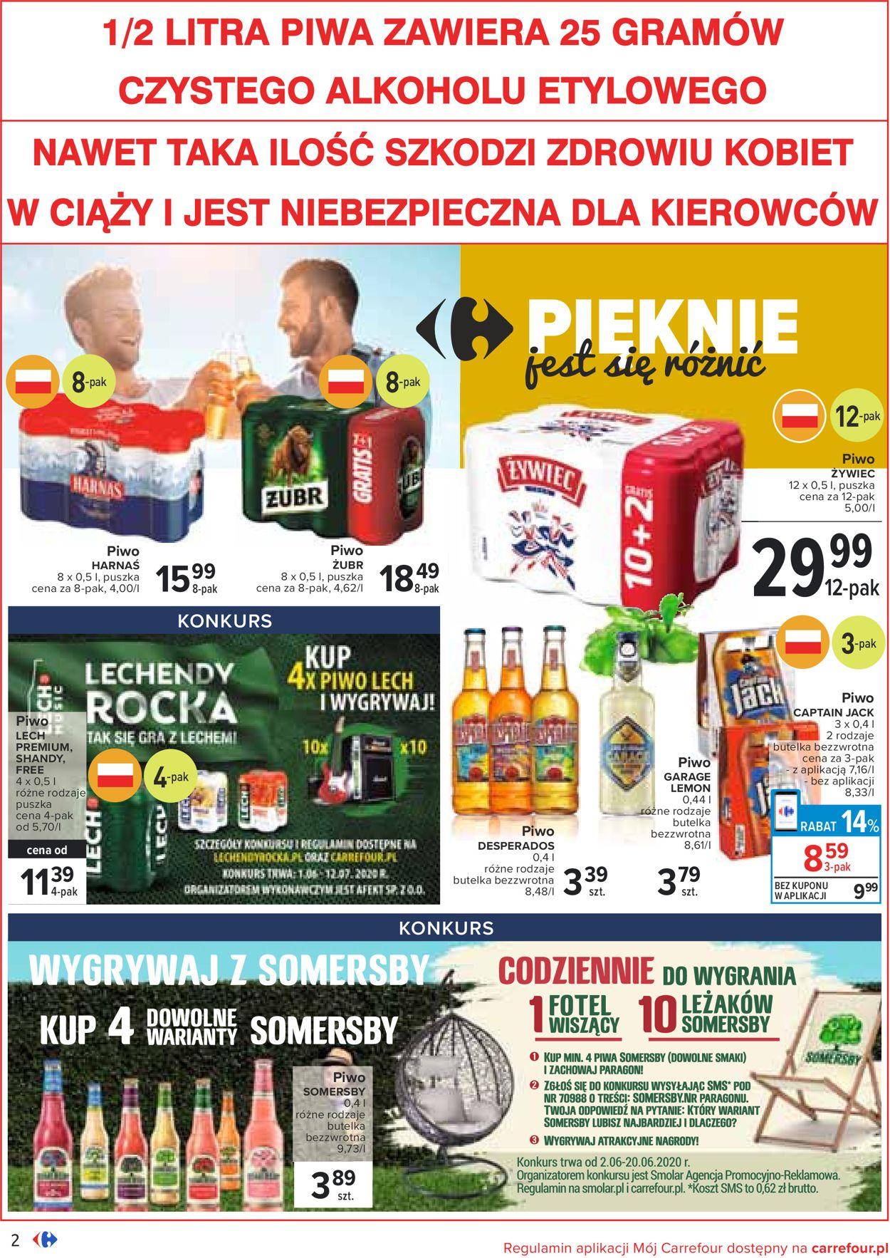 Gazetka promocyjna Carrefour - 02.06-20.06.2020 (Strona 2)