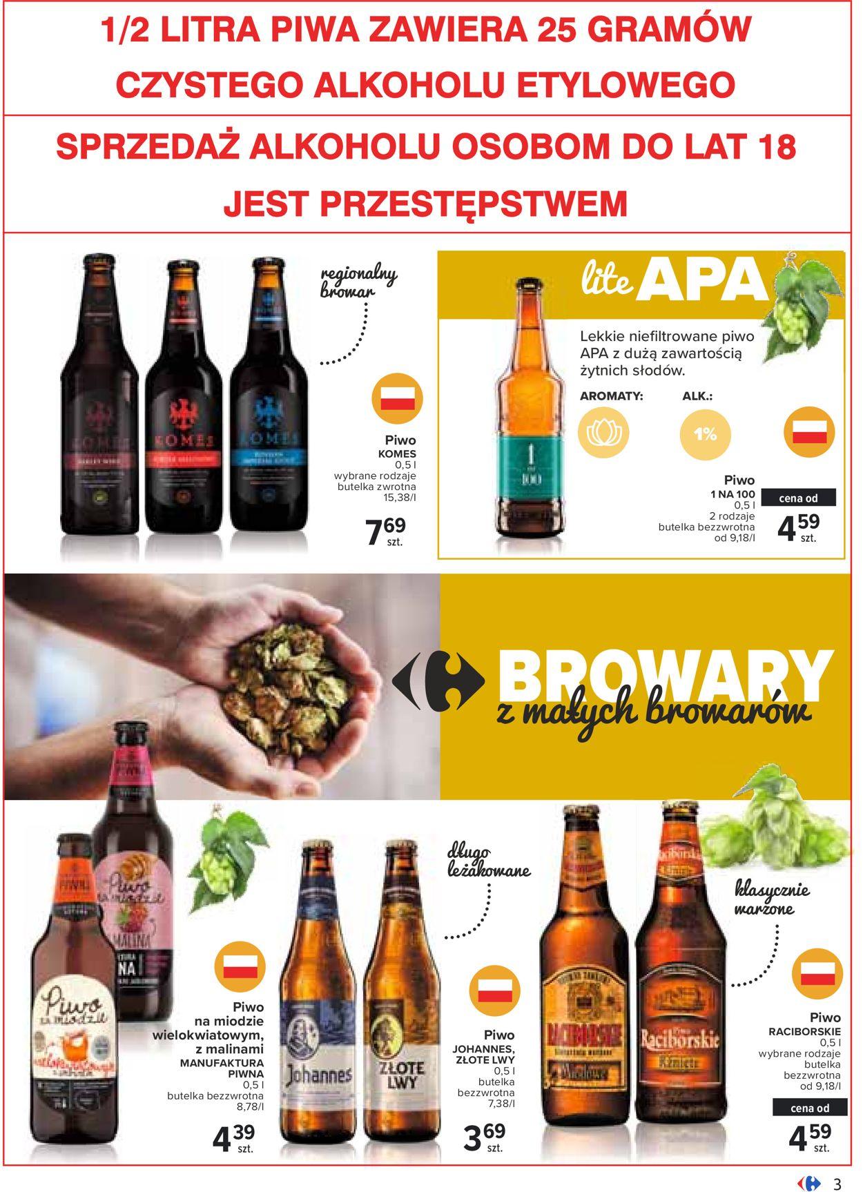 Gazetka promocyjna Carrefour - 02.06-20.06.2020 (Strona 3)