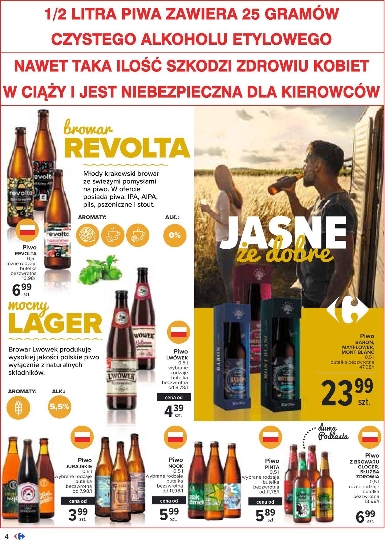 Gazetka promocyjna Carrefour - 02.06-20.06.2020 (Strona 4)