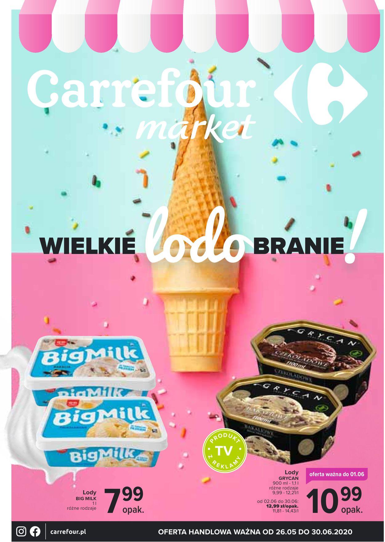 Gazetka promocyjna Carrefour - 26.05-30.06.2020