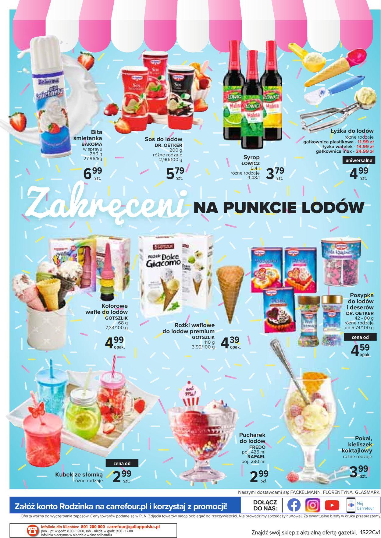 Gazetka promocyjna Carrefour - 26.05-30.06.2020 (Strona 4)