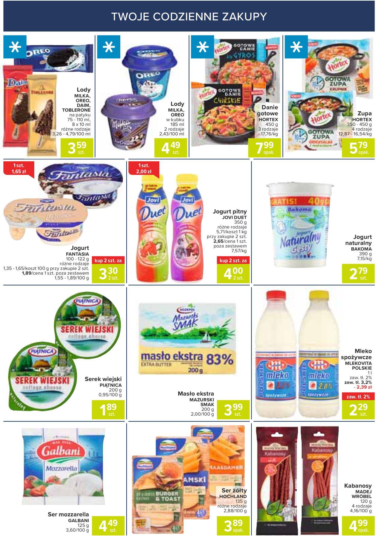 Gazetka promocyjna Carrefour - 09.06-15.06.2020 (Strona 2)