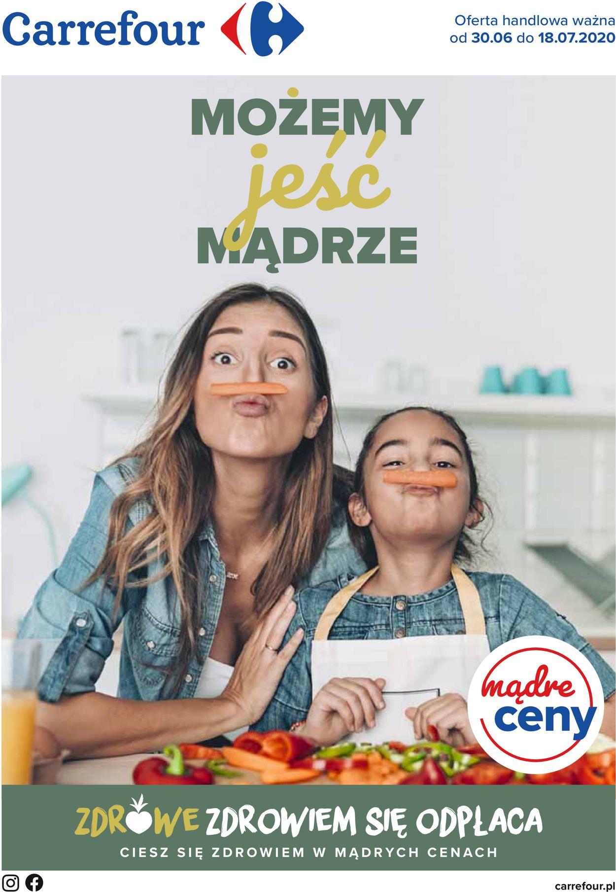 Gazetka promocyjna Carrefour - 30.06-18.07.2020