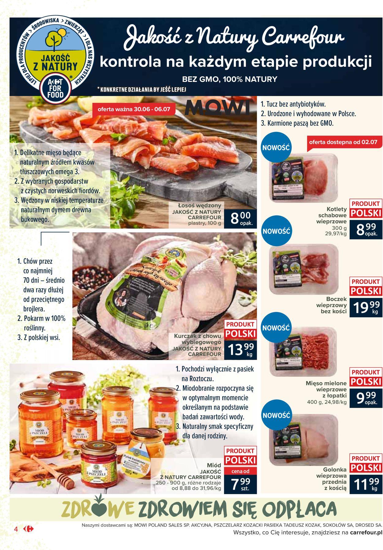Gazetka promocyjna Carrefour - 30.06-18.07.2020 (Strona 4)
