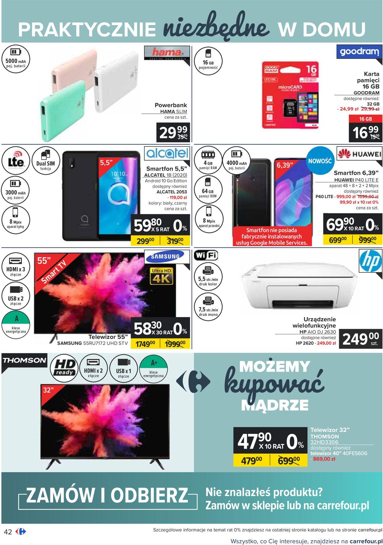 Gazetka promocyjna Carrefour - 21.07-01.08.2020 (Strona 42)