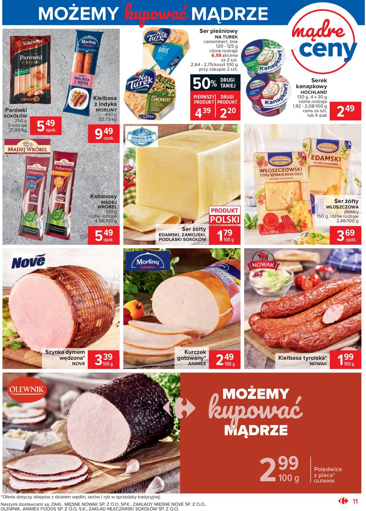 Gazetka promocyjna Carrefour - 21.07-01.08.2020 (Strona 11)