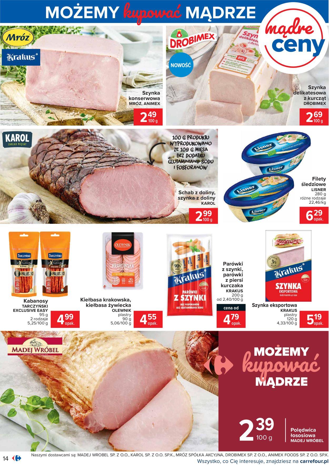 Gazetka promocyjna Carrefour - 04.08-14.08.2020 (Strona 14)