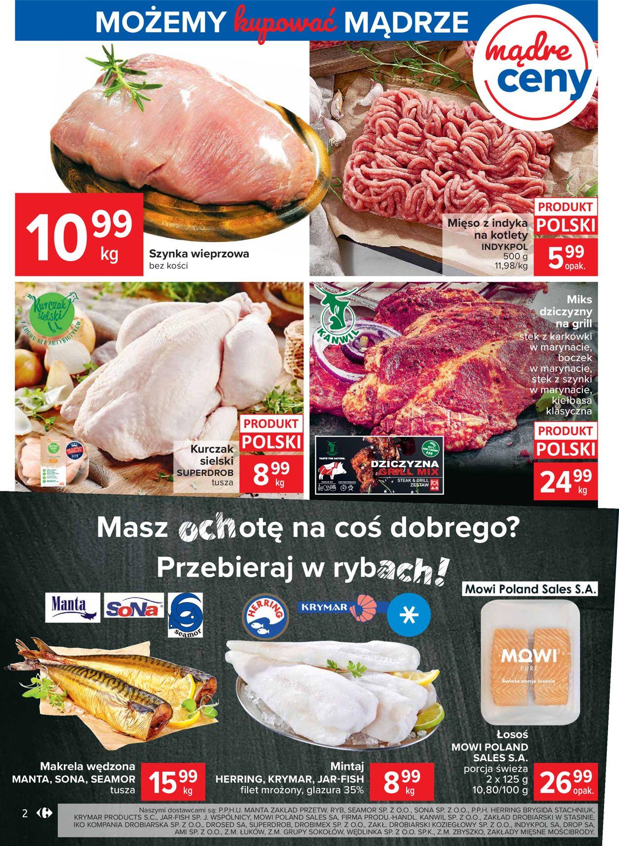 Gazetka promocyjna Carrefour - 04.08-10.08.2020 (Strona 2)