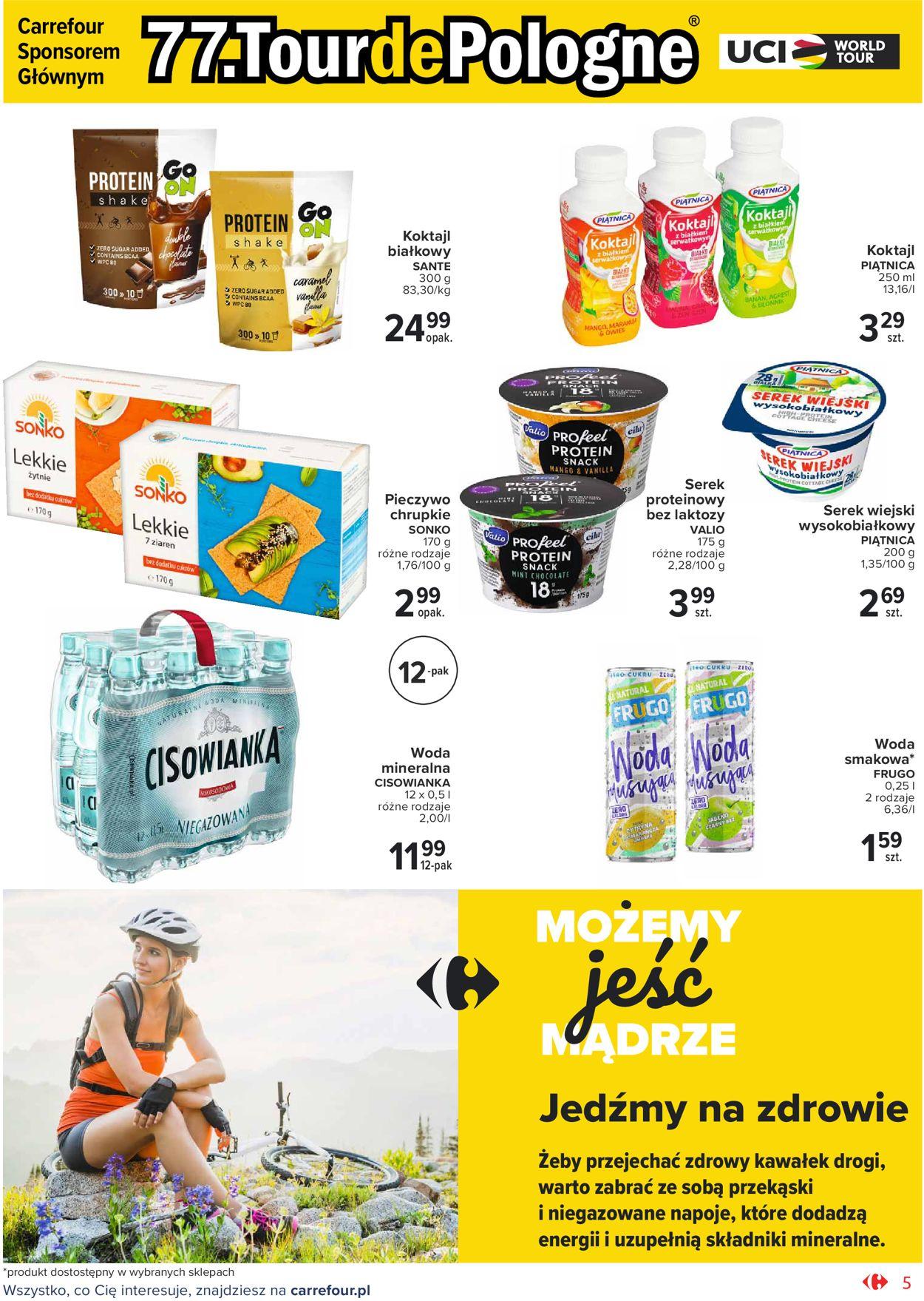 Gazetka promocyjna Carrefour - 04.08-14.08.2020 (Strona 5)