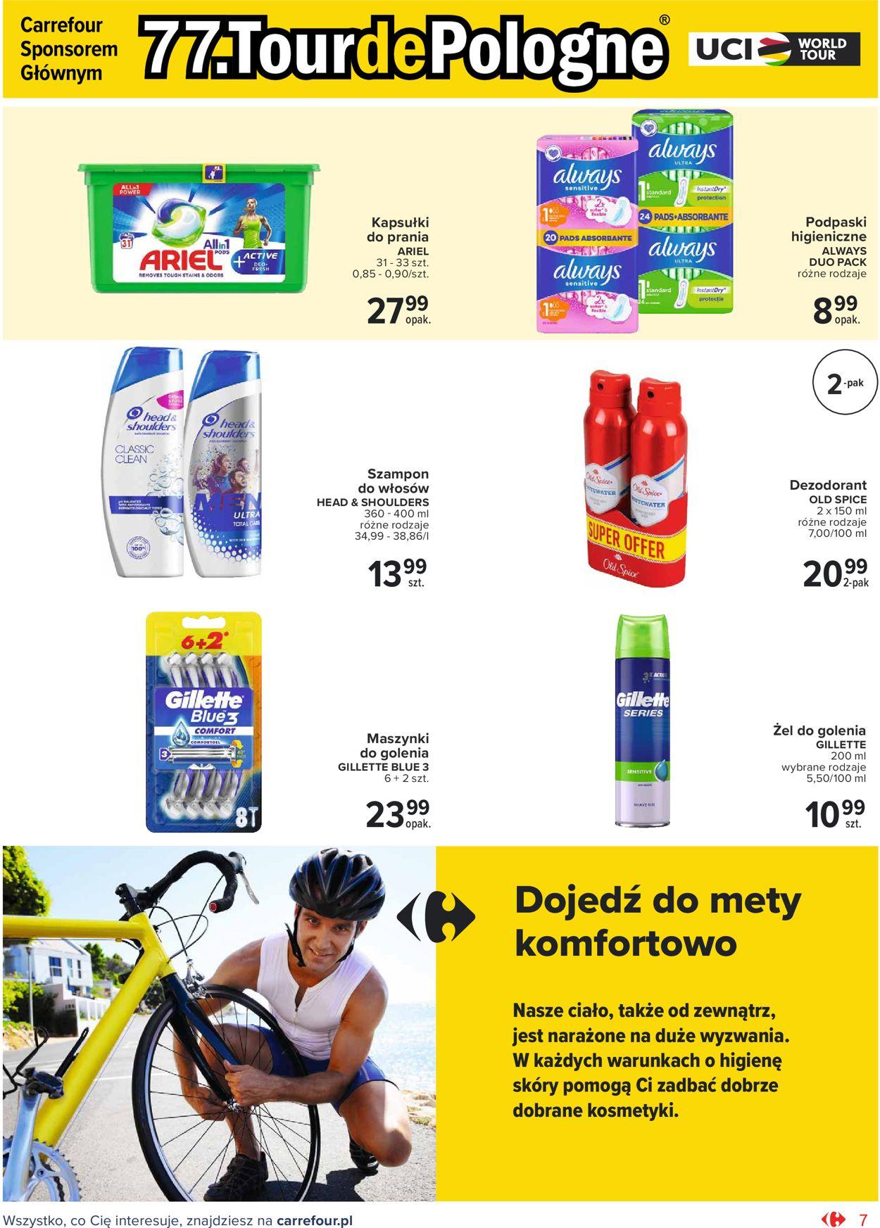 Gazetka promocyjna Carrefour - 04.08-14.08.2020 (Strona 7)