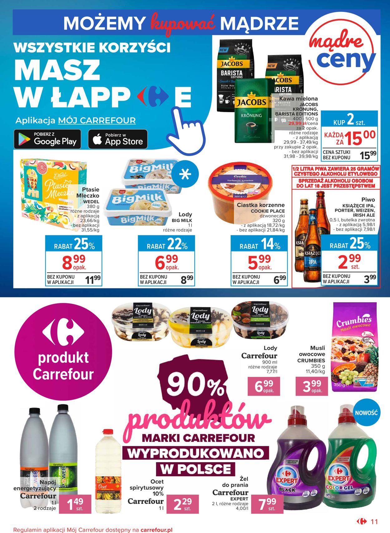 Gazetka promocyjna Carrefour - 04.08-14.08.2020 (Strona 11)
