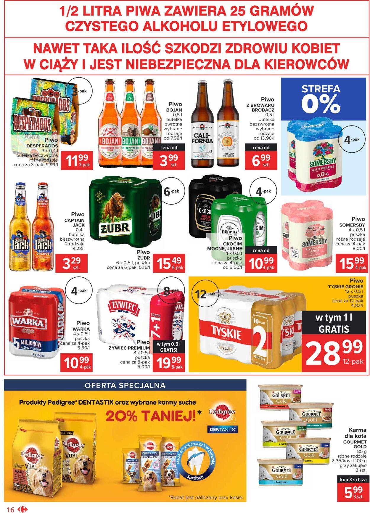 Gazetka promocyjna Carrefour - 04.08-14.08.2020 (Strona 16)