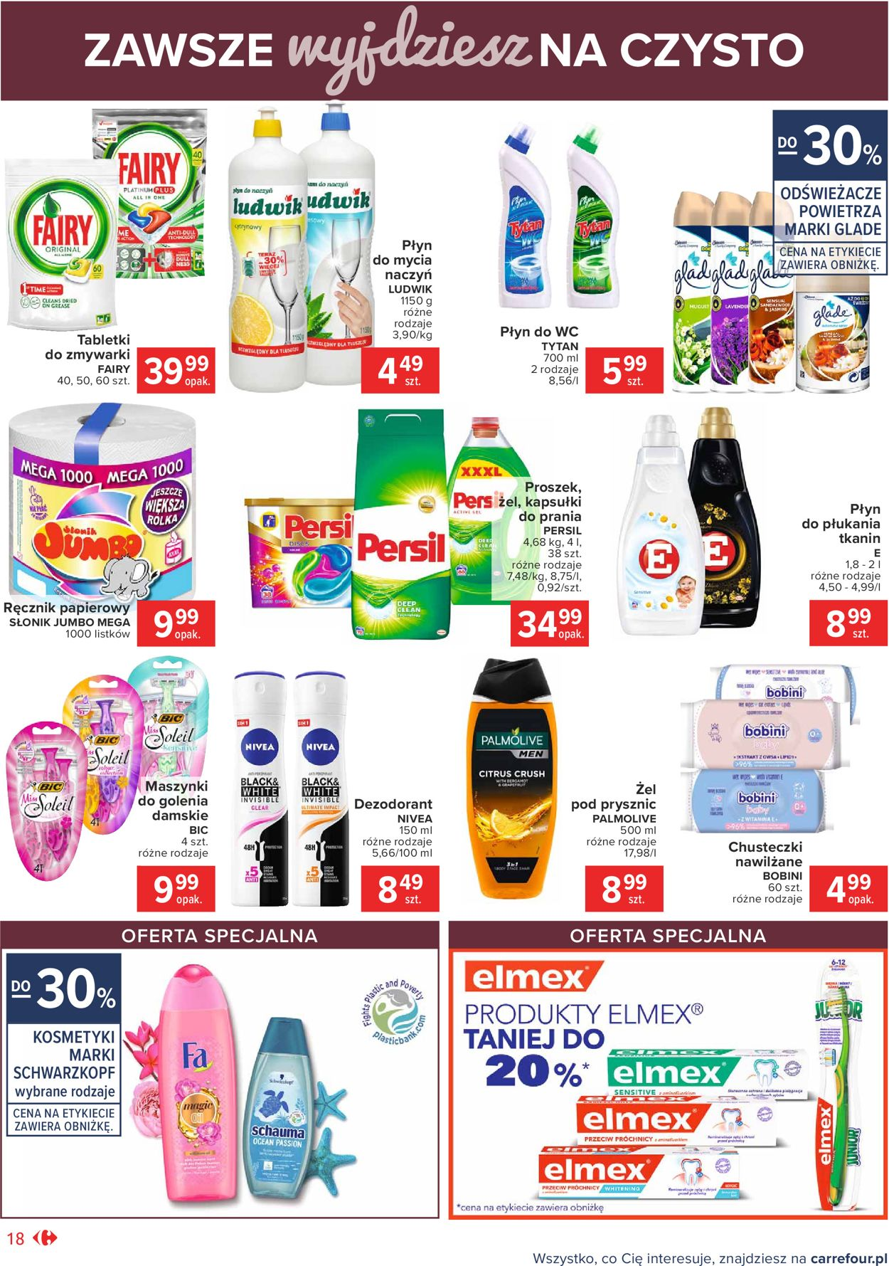 Gazetka promocyjna Carrefour - 04.08-14.08.2020 (Strona 18)