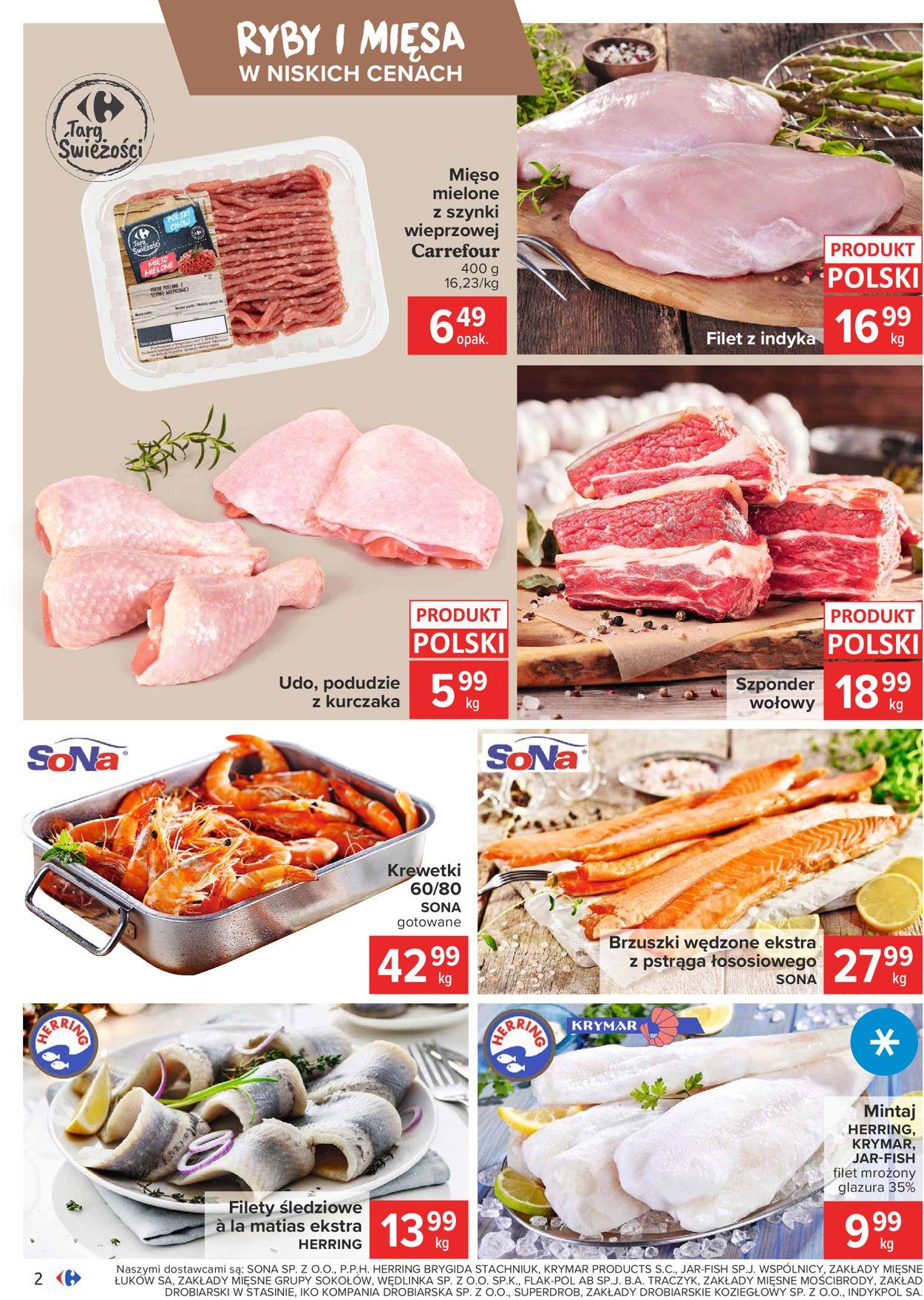 Gazetka promocyjna Carrefour - 09.03-15.03.2021 (Strona 2)