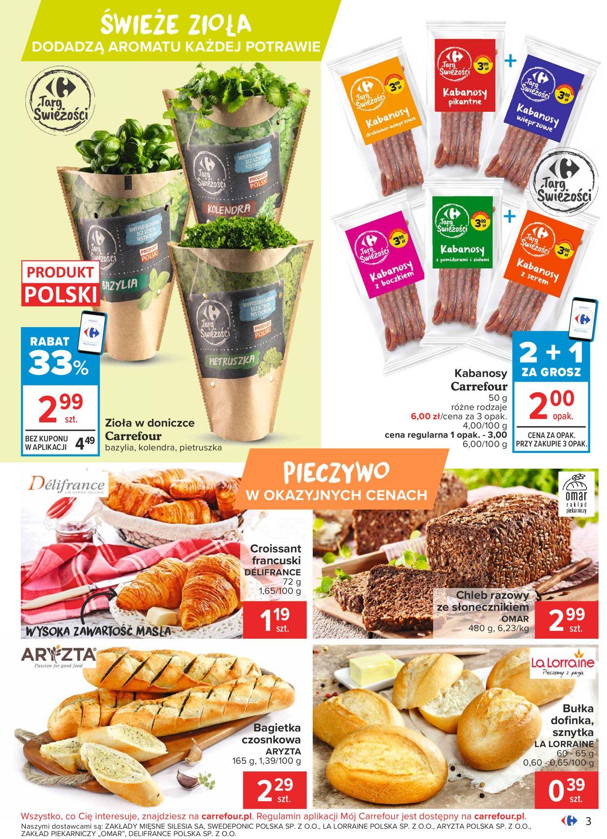 Gazetka promocyjna Carrefour - 09.03-15.03.2021 (Strona 3)