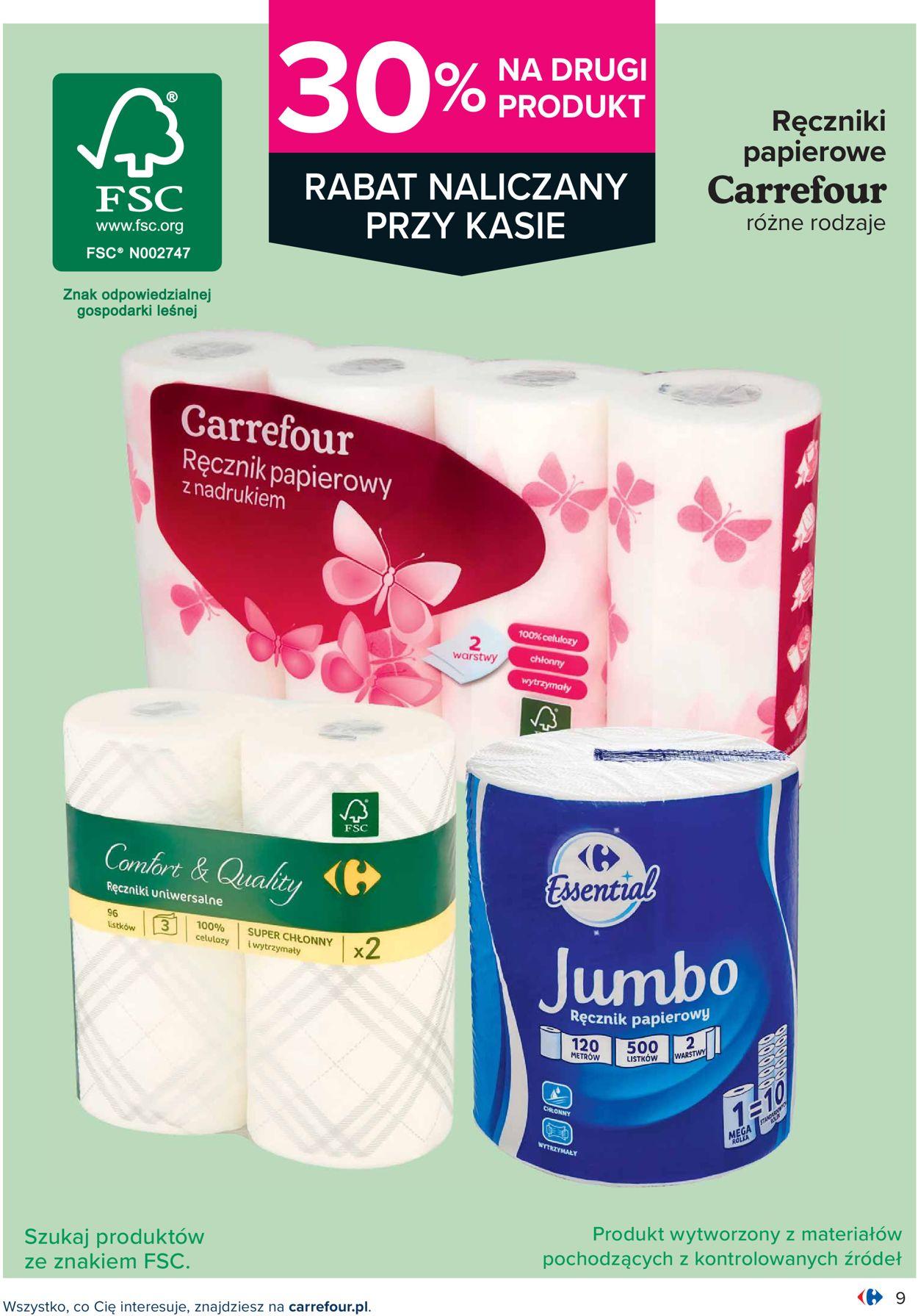 Gazetka promocyjna Carrefour - 20.04-30.04.2021 (Strona 9)