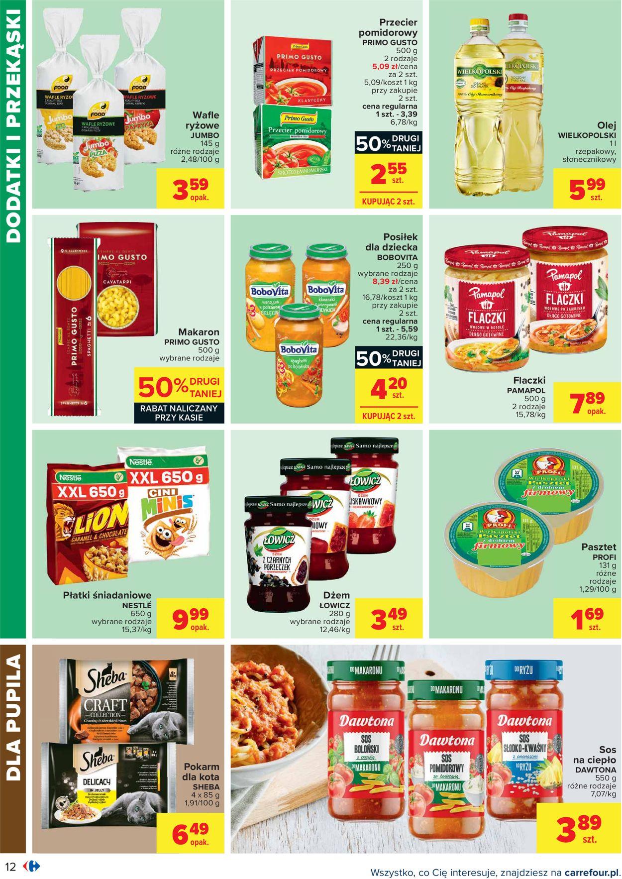 Gazetka promocyjna Carrefour - 20.04-30.04.2021 (Strona 12)
