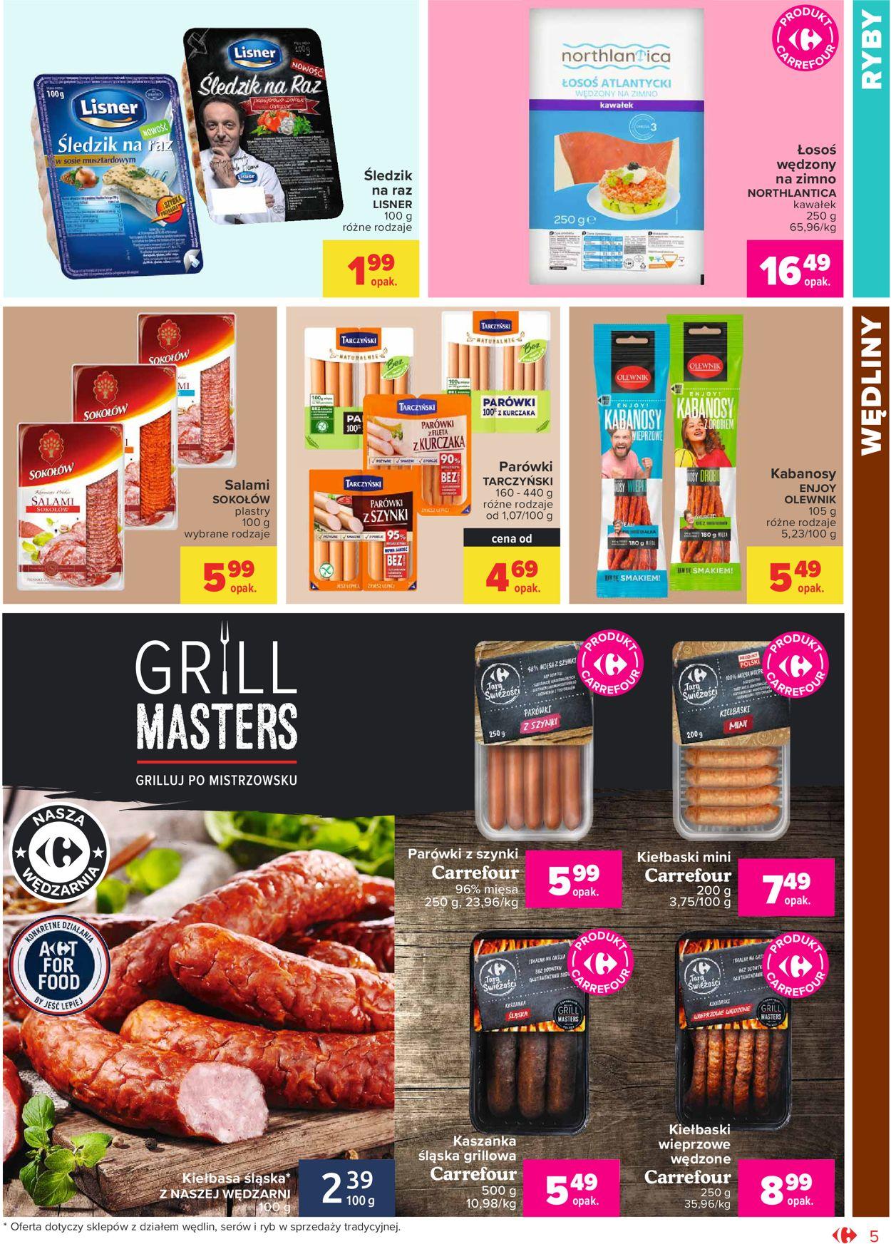 Gazetka promocyjna Carrefour - 20.04-30.04.2021 (Strona 5)