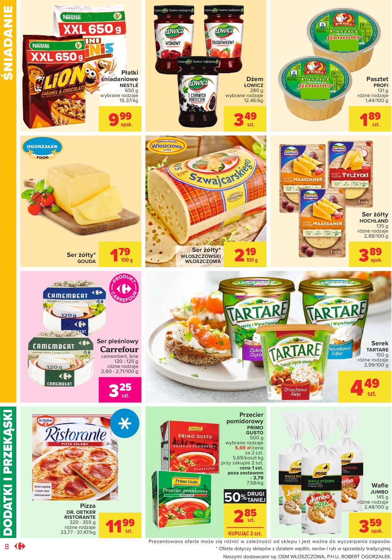 Gazetka promocyjna Carrefour - 20.04-30.04.2021 (Strona 8)
