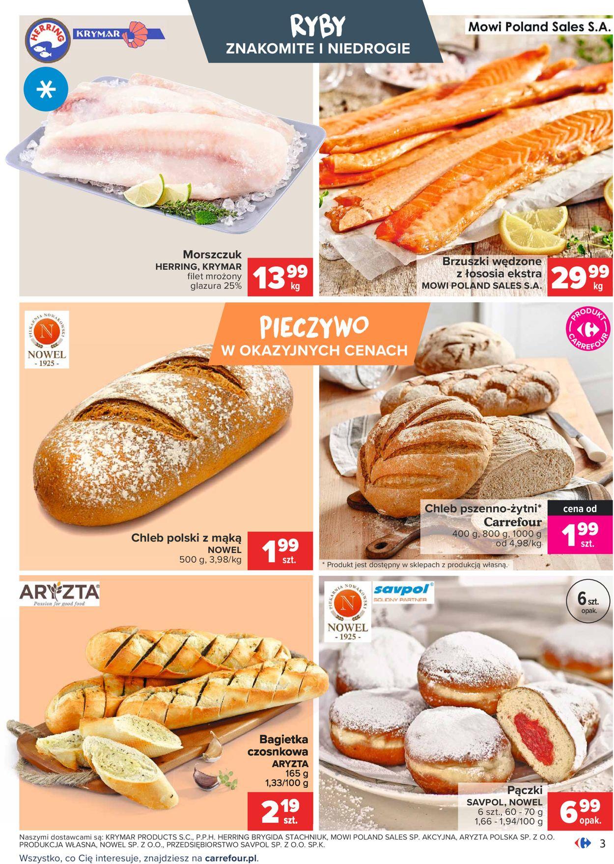 Gazetka promocyjna Carrefour Targi świeżości - 11.05-17.05.2021 (Strona 3)
