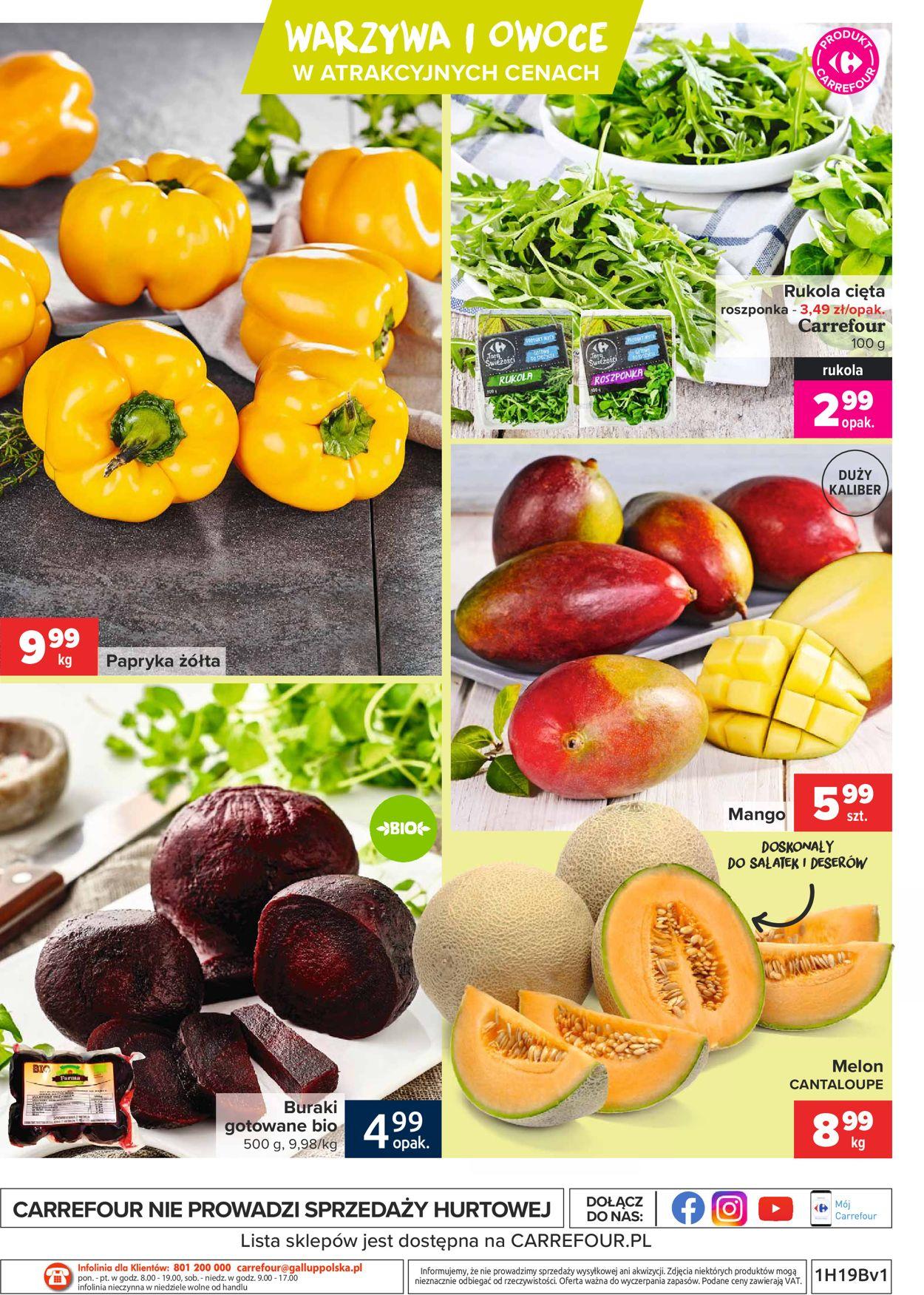 Gazetka promocyjna Carrefour Targi świeżości - 11.05-17.05.2021 (Strona 4)