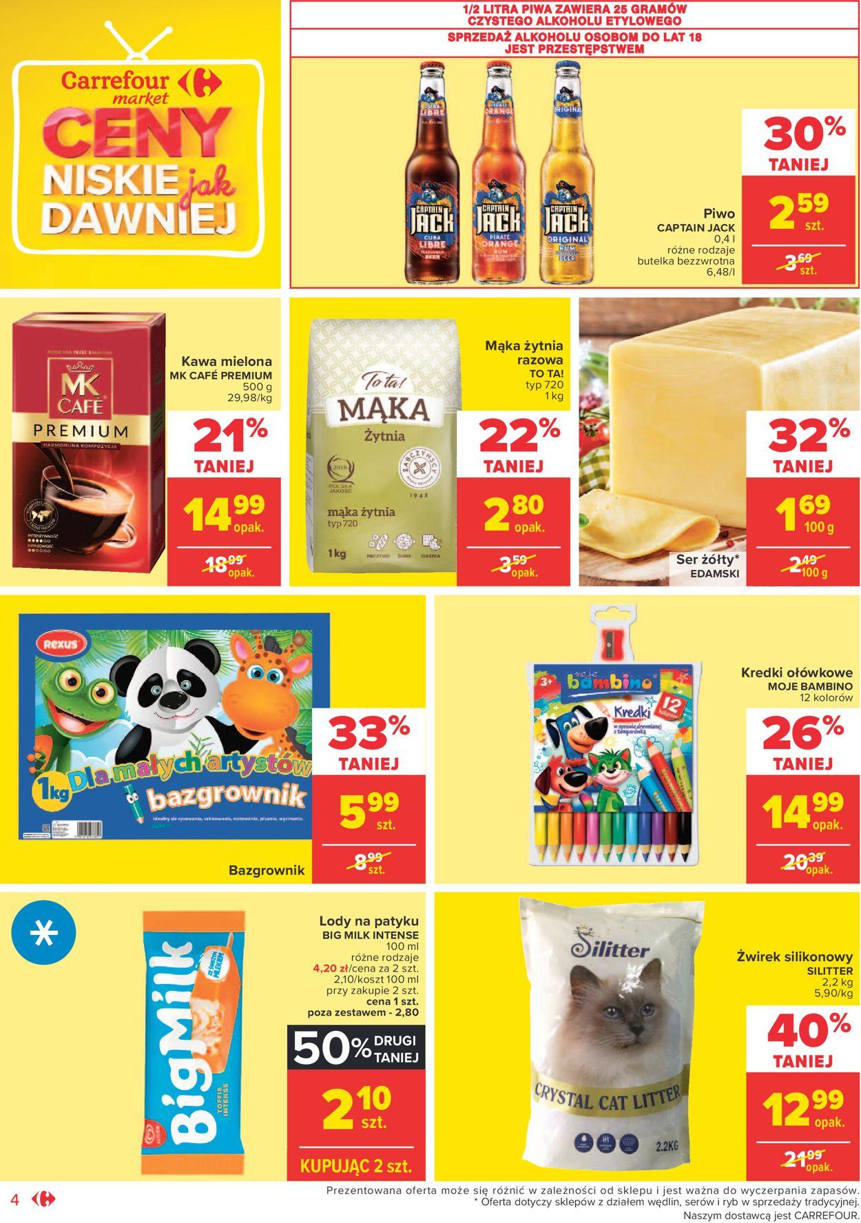 Gazetka promocyjna Carrefour - 13.07-24.07.2021 (Strona 4)