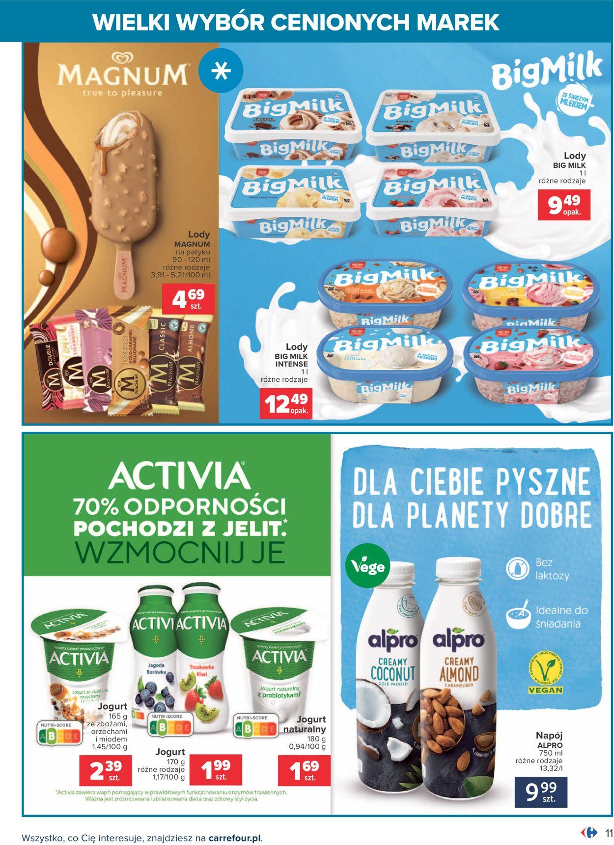 Gazetka promocyjna Carrefour - 20.07-31.07.2021 (Strona 11)