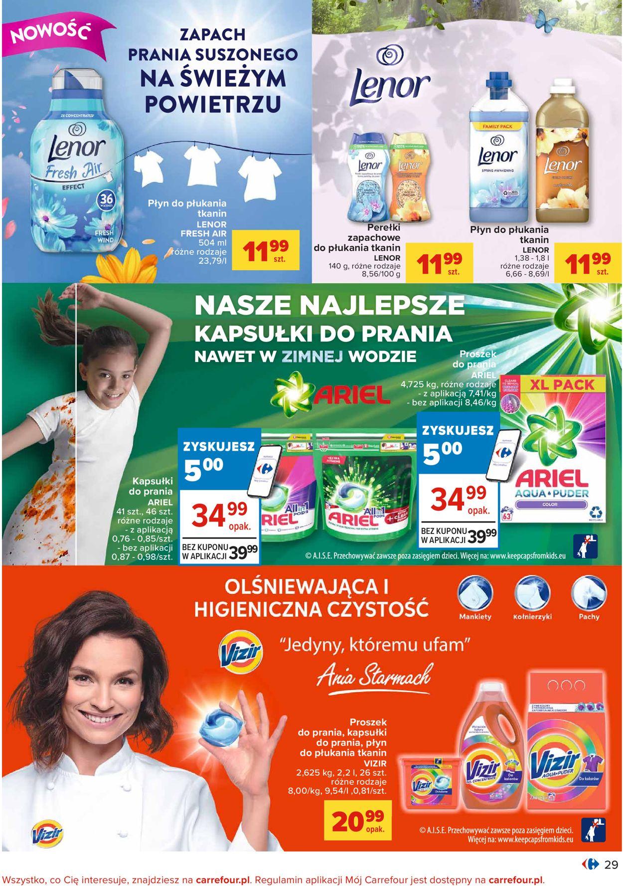 Gazetka promocyjna Carrefour - 27.07-07.08.2021 (Strona 29)