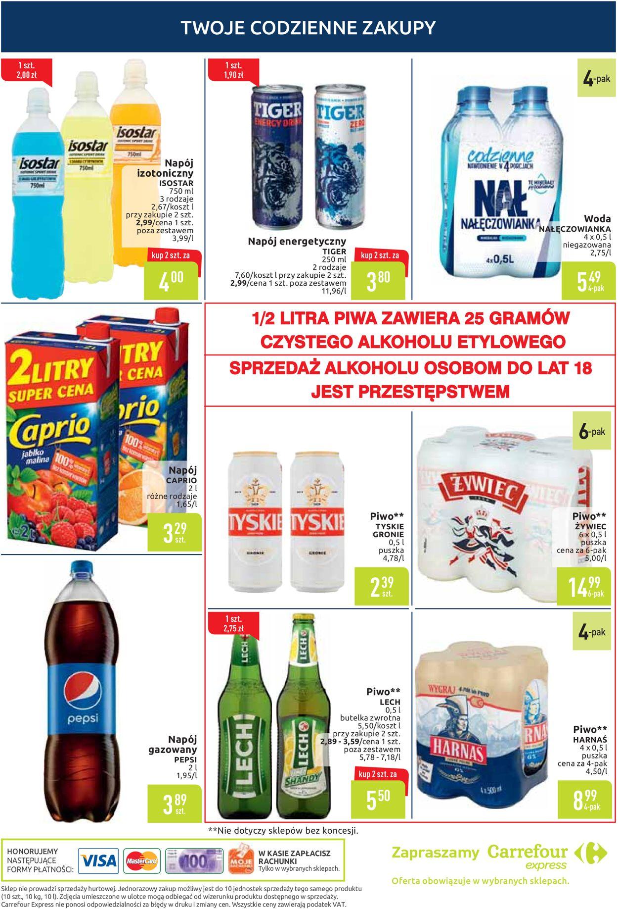 Gazetka promocyjna Carrefour - 25.06-01.07.2019 (Strona 6)