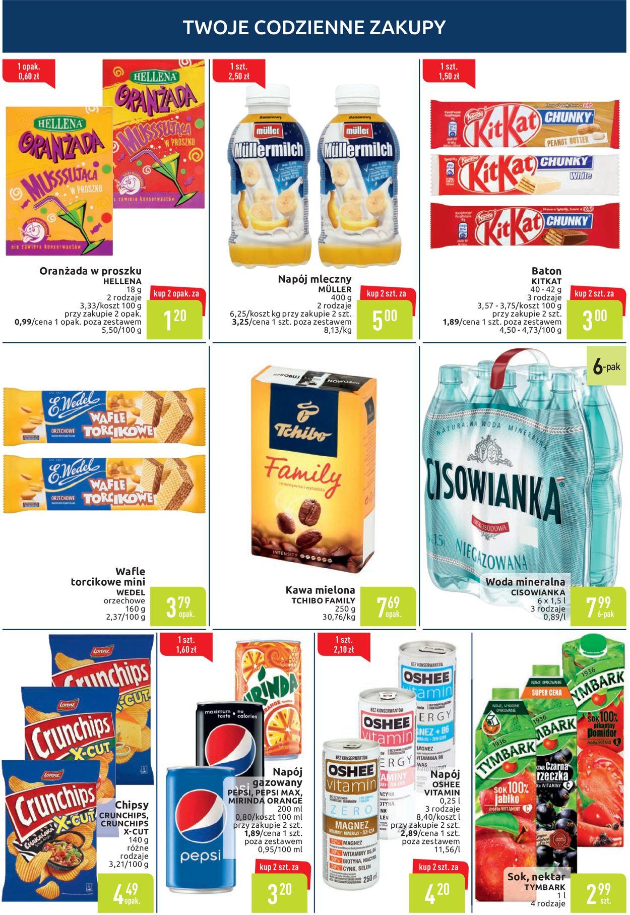 Gazetka promocyjna Carrefour - 23.07-29.07.2019 (Strona 4)