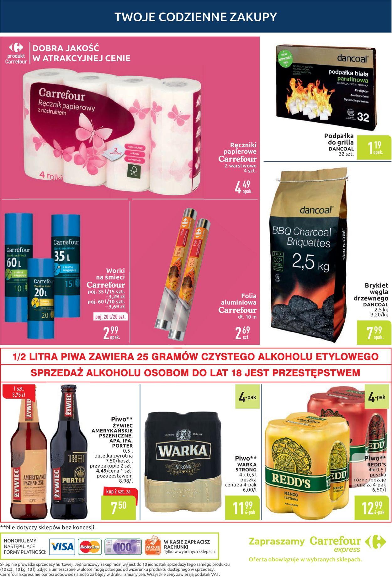 Gazetka promocyjna Carrefour - 23.07-29.07.2019 (Strona 6)