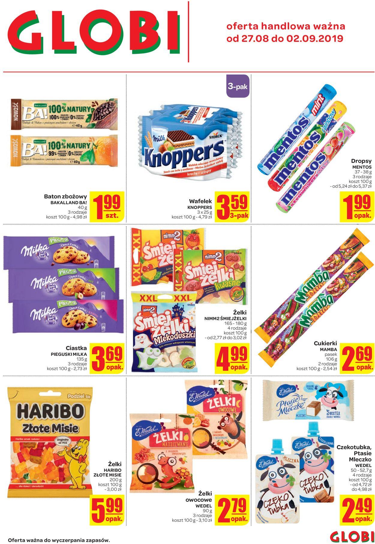 Gazetka promocyjna Carrefour - 27.08-02.09.2019