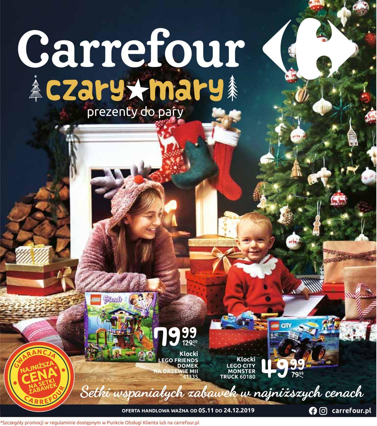Gazetka promocyjna Carrefour - 05.11-24.12.2019