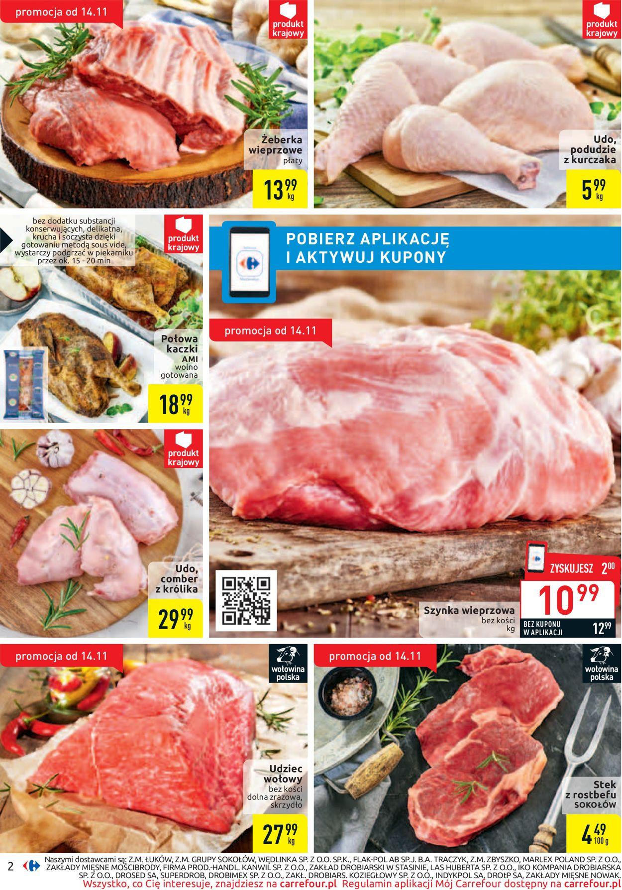 Gazetka promocyjna Carrefour - 12.11-24.11.2019 (Strona 2)