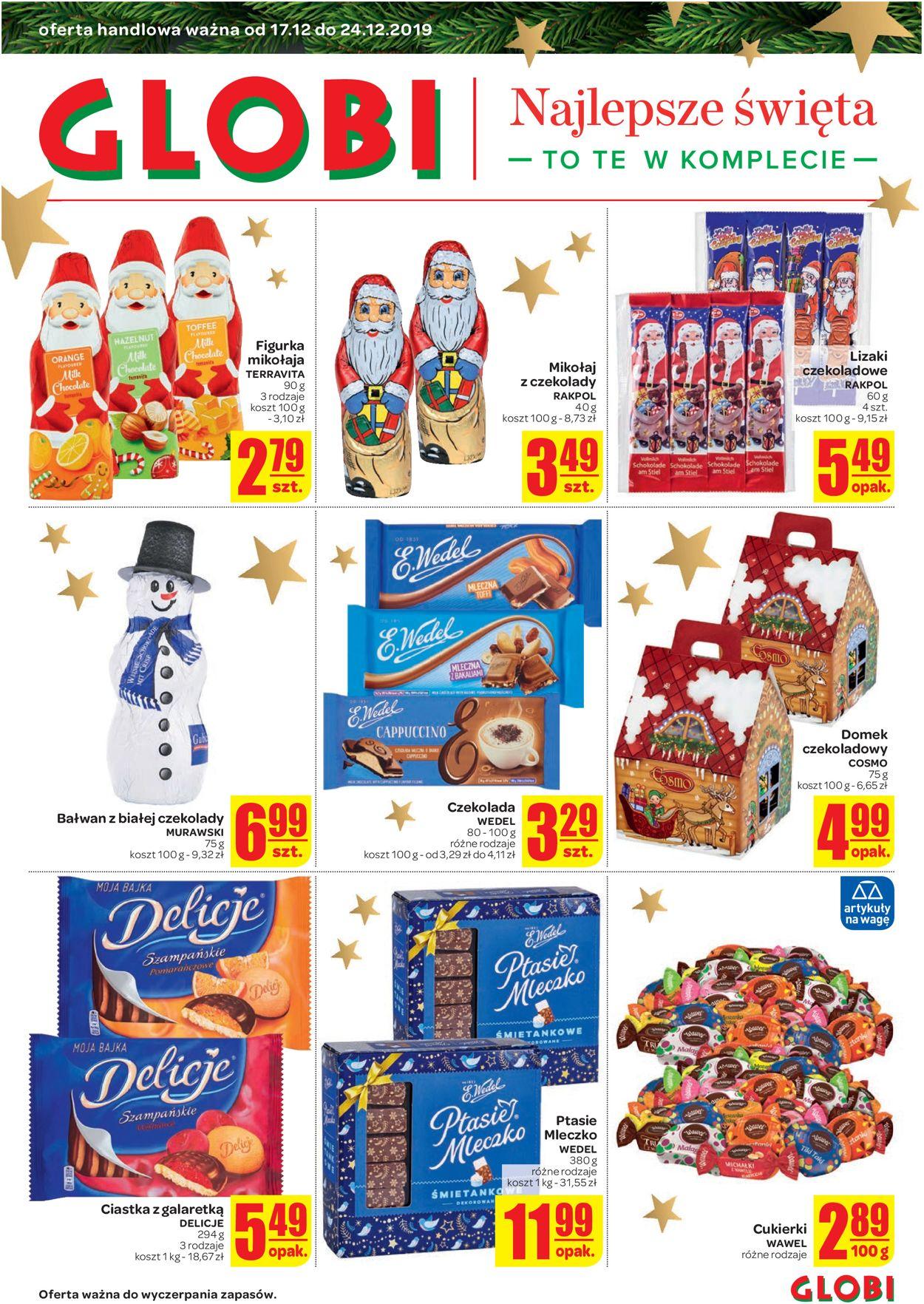 Gazetka promocyjna Carrefour - Gazetka Świąteczna 2019 - 17.12-24.12.2019