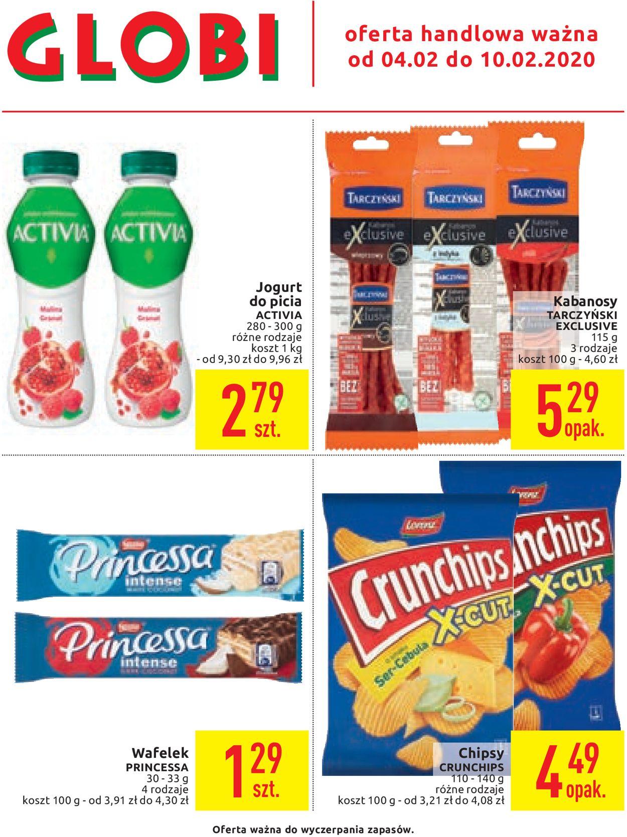 Gazetka promocyjna Carrefour - 04.02-10.02.2020 (Strona 2)