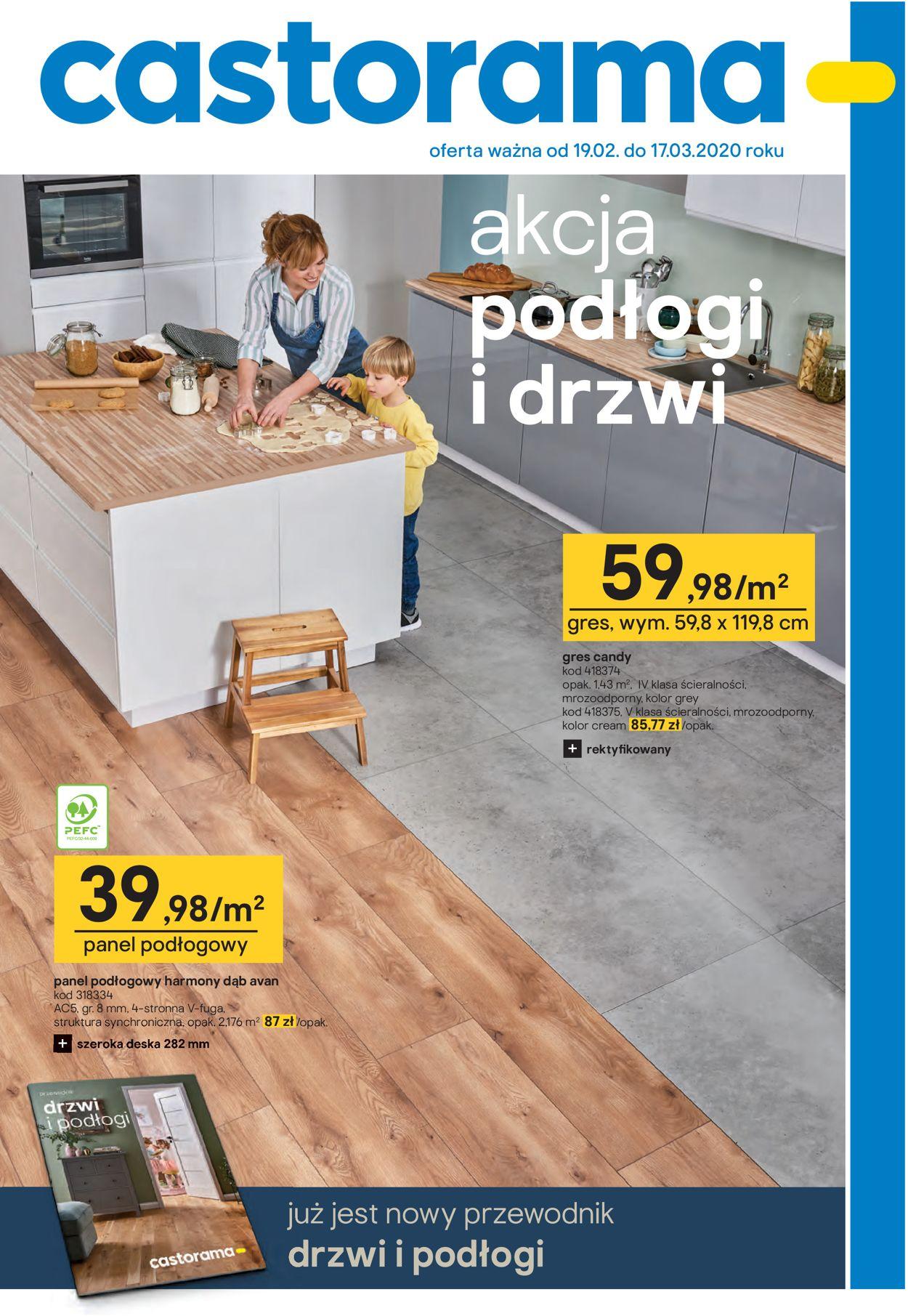 Gazetka promocyjna Castorama - 19.02-17.03.2020