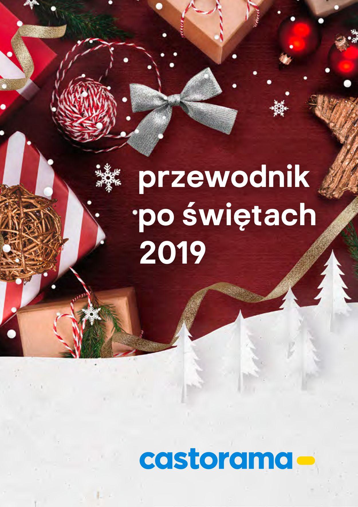 Gazetka promocyjna Castorama - 02.12-31.12.2019