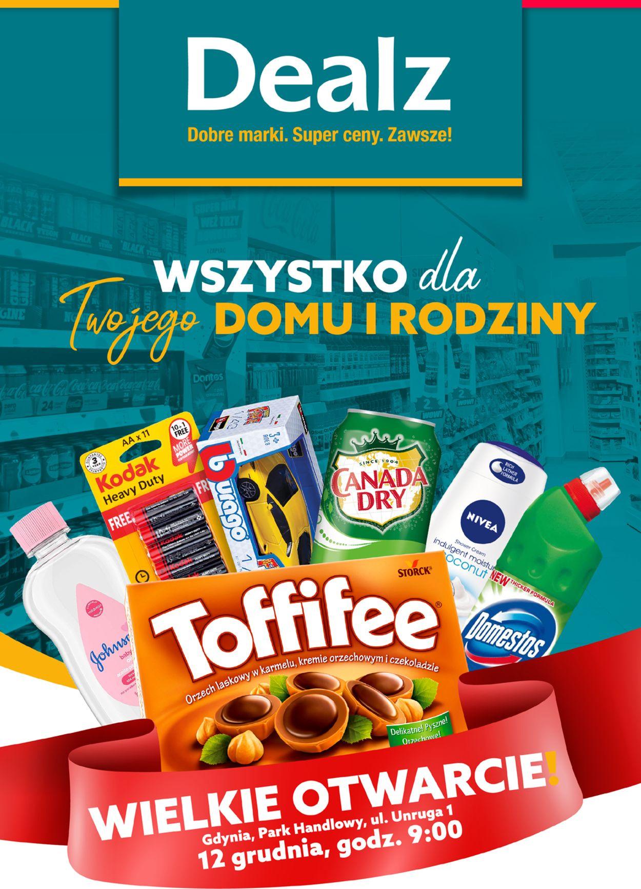 Gazetka promocyjna Dealz Gazetka Świąteczna 2020 - 12.12-26.12.2020