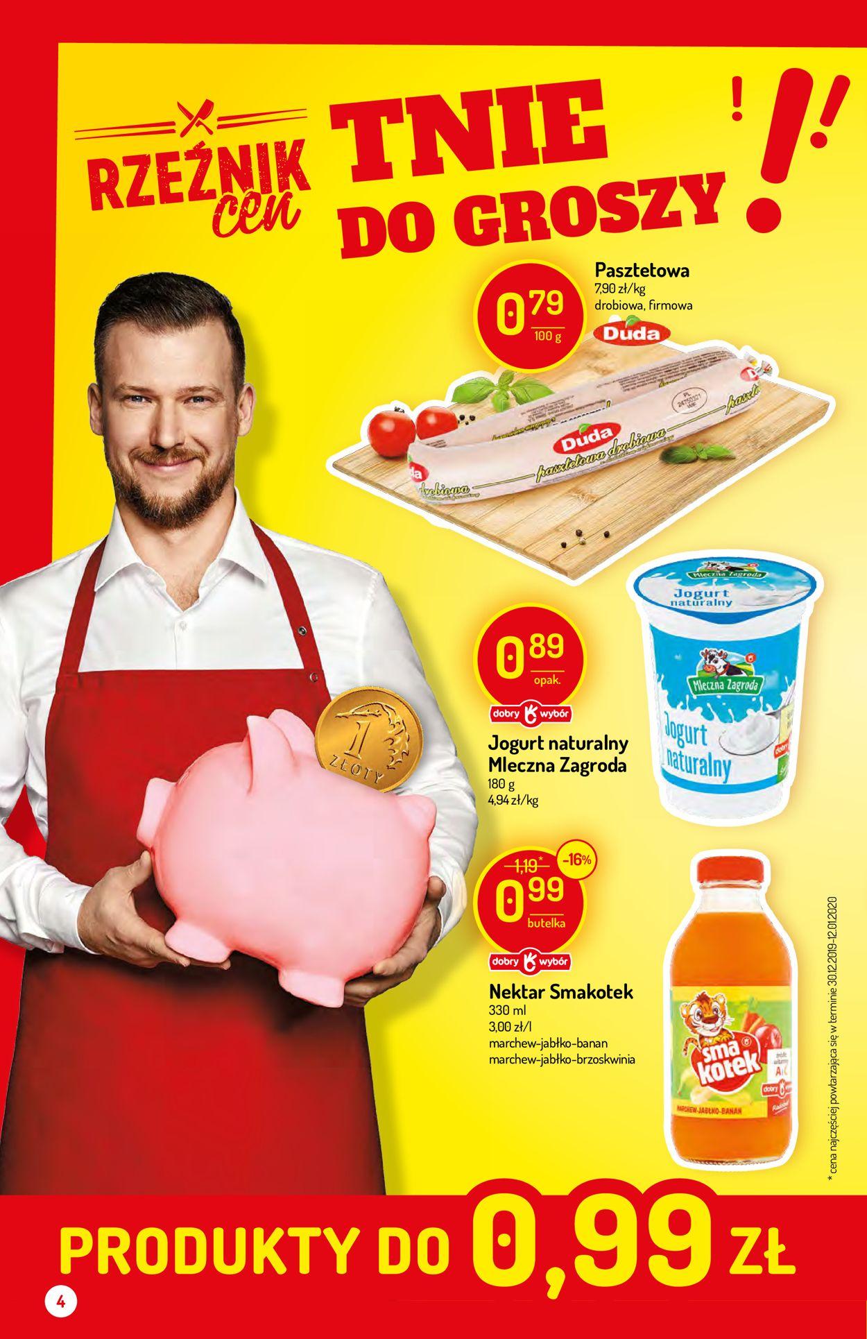 Gazetka promocyjna Delikatesy Centrum - 27.02-04.03.2020 (Strona 4)