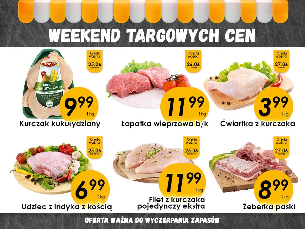 Gazetka promocyjna Delikatesy Piotruś Pan - 24.06-01.07.2020