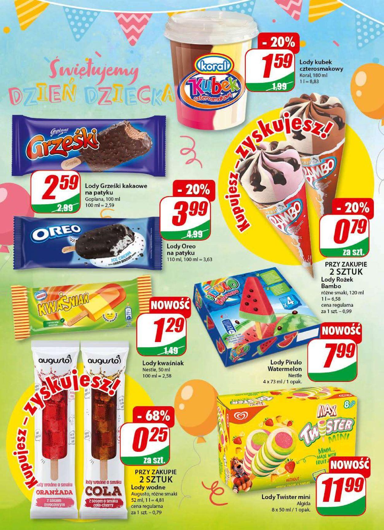 Gazetka promocyjna Dino - 27.05-02.06.2020 (Strona 4)