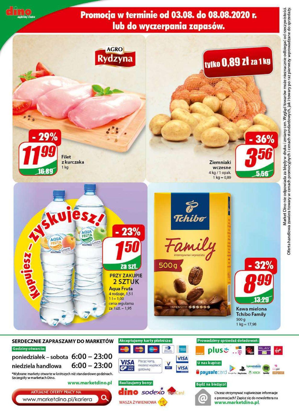 Gazetka promocyjna Dino - 05.08-11.08.2020 (Strona 18)