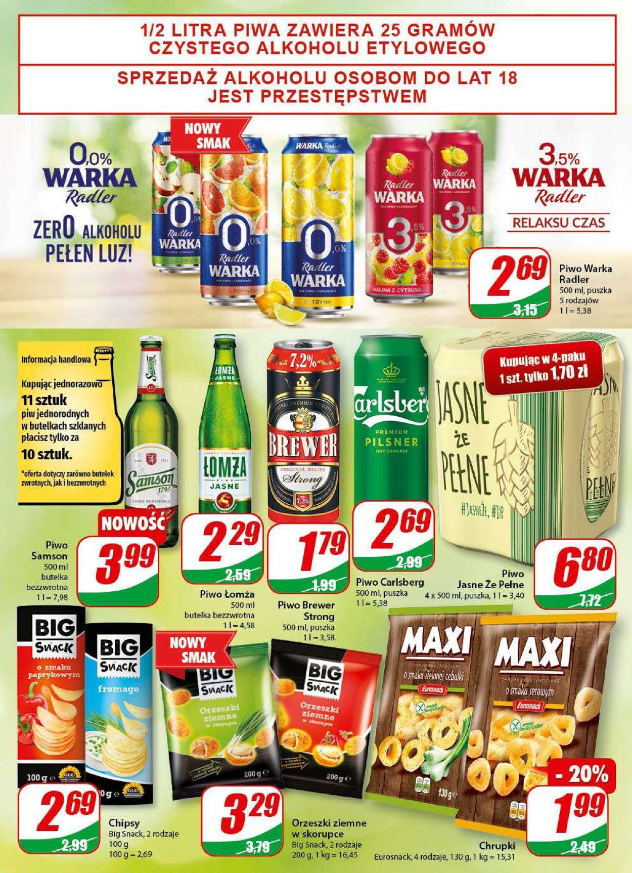 Gazetka promocyjna Dino - 12.08-18.08.2020 (Strona 13)