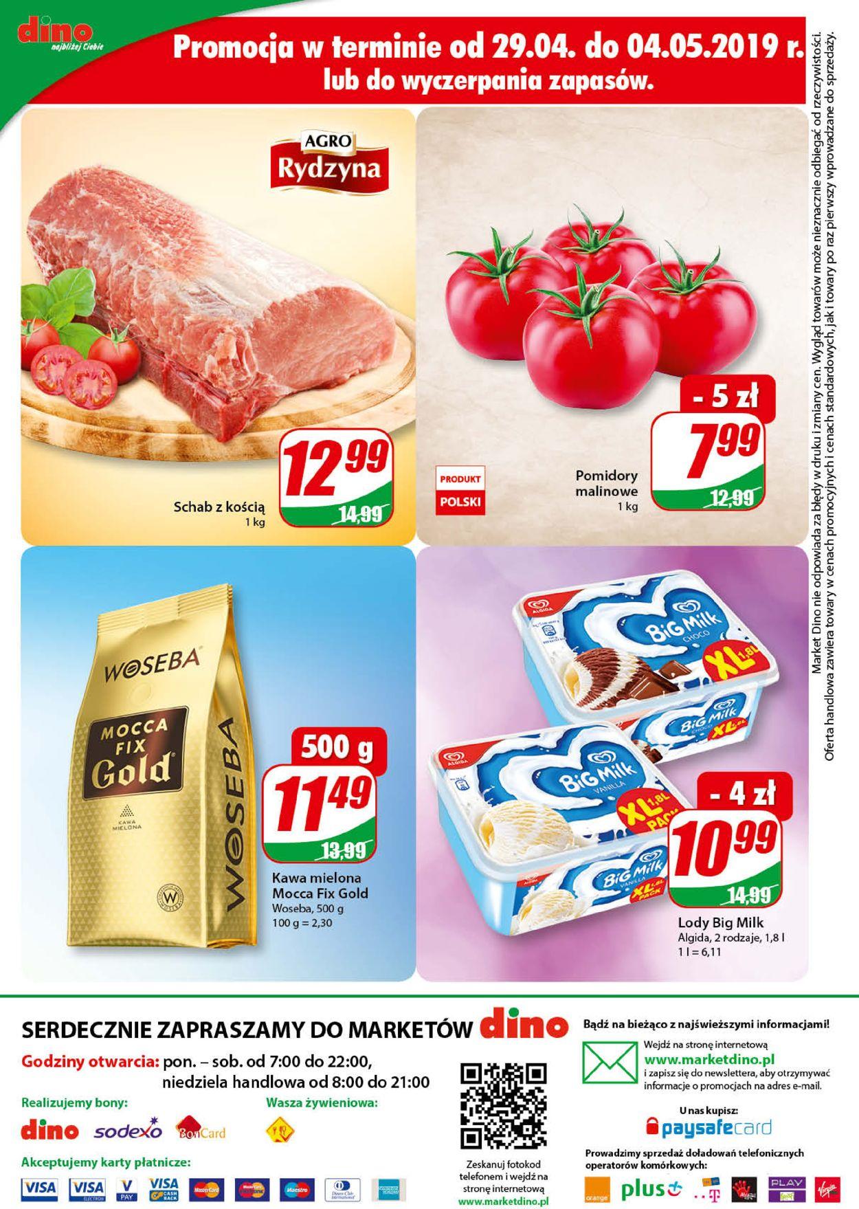 Gazetka promocyjna Dino - 02.05-07.05.2019 (Strona 16)