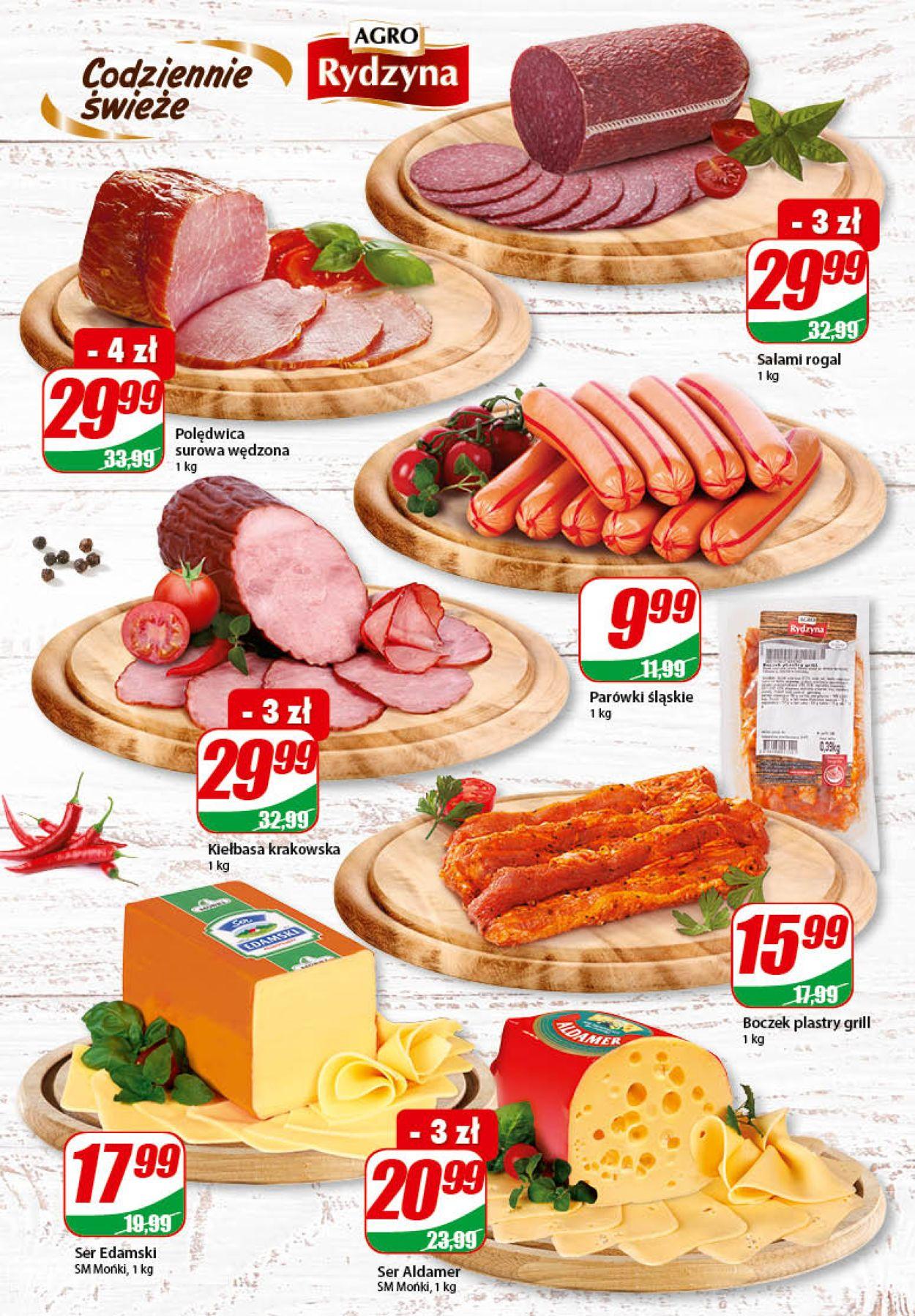 Gazetka promocyjna Dino - 14.08-20.08.2019 (Strona 2)