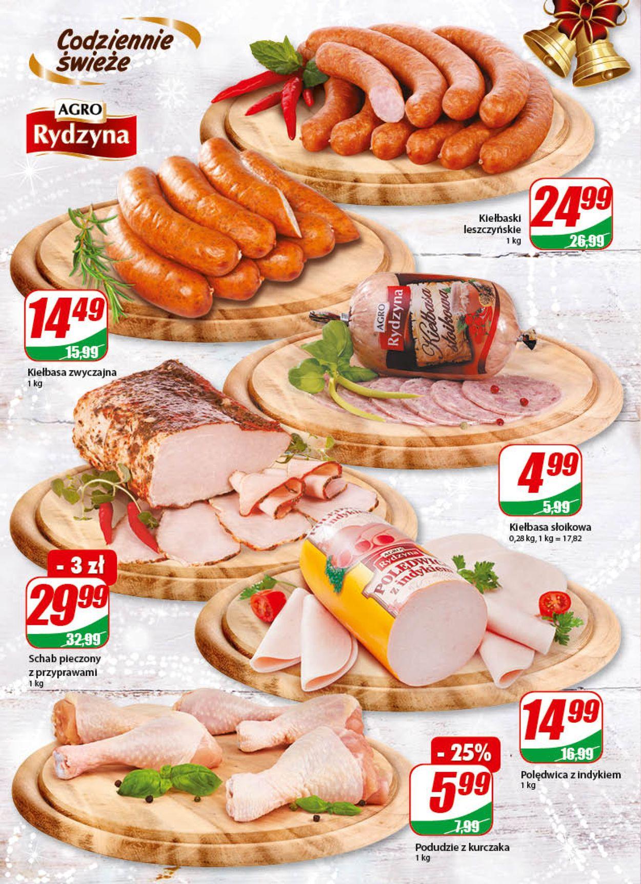 Gazetka promocyjna Dino - Gazetka Świąteczna 2019 - 11.12-17.12.2019 (Strona 2)