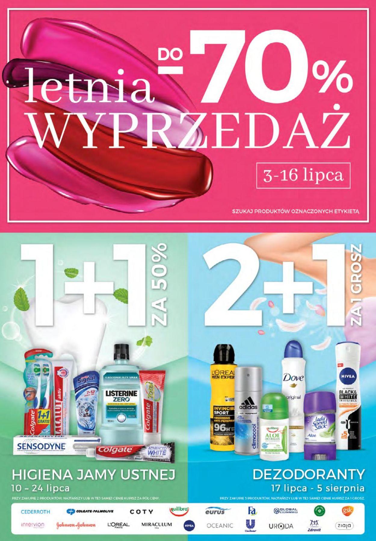 Gazetka promocyjna Drogerie Jawa - 02.07-05.08.2020 (Strona 3)